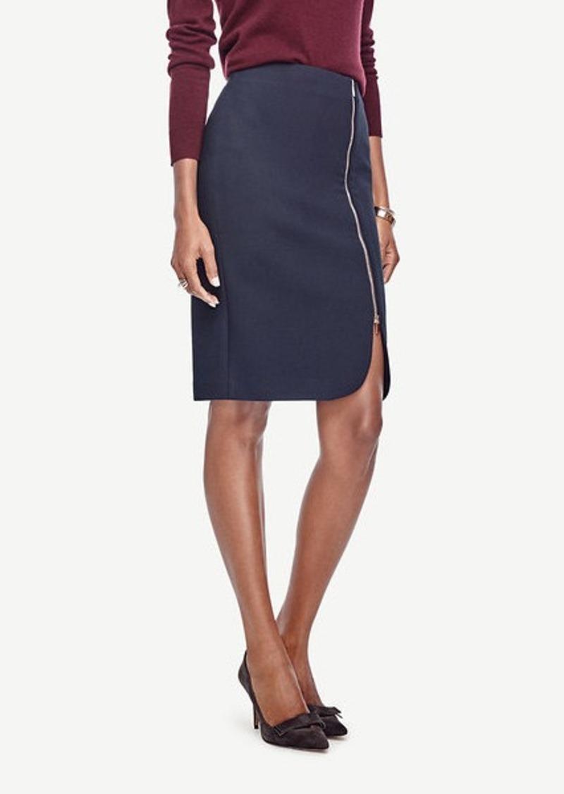c3bb5e095a Ann Taylor Curvy Side Zip Pencil Skirt | Skirts