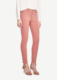 Curvy Skinny Ankle Jeans