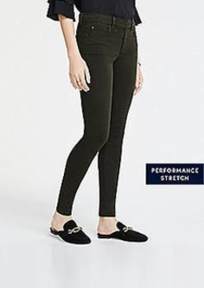 Ann Taylor Curvy Skinny Jeans in Sateen