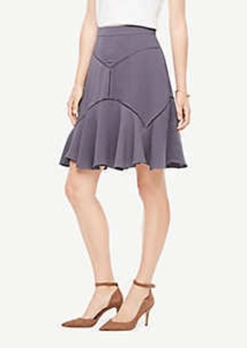 7c7f8cf9ec Ann Taylor Cutout Seamed Skirt | Skirts