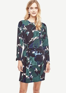 Cypress Botanical Shift Dress