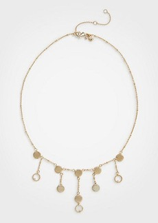 Ann Taylor Disc Necklace