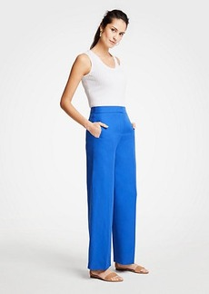 Ann Taylor Drapey Full Length Pants