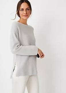 Ann Taylor Easy Tunic Sweater