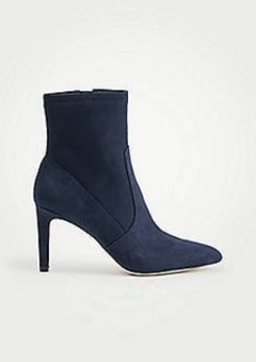 Ann Taylor Elisa Pointy Toe Booties