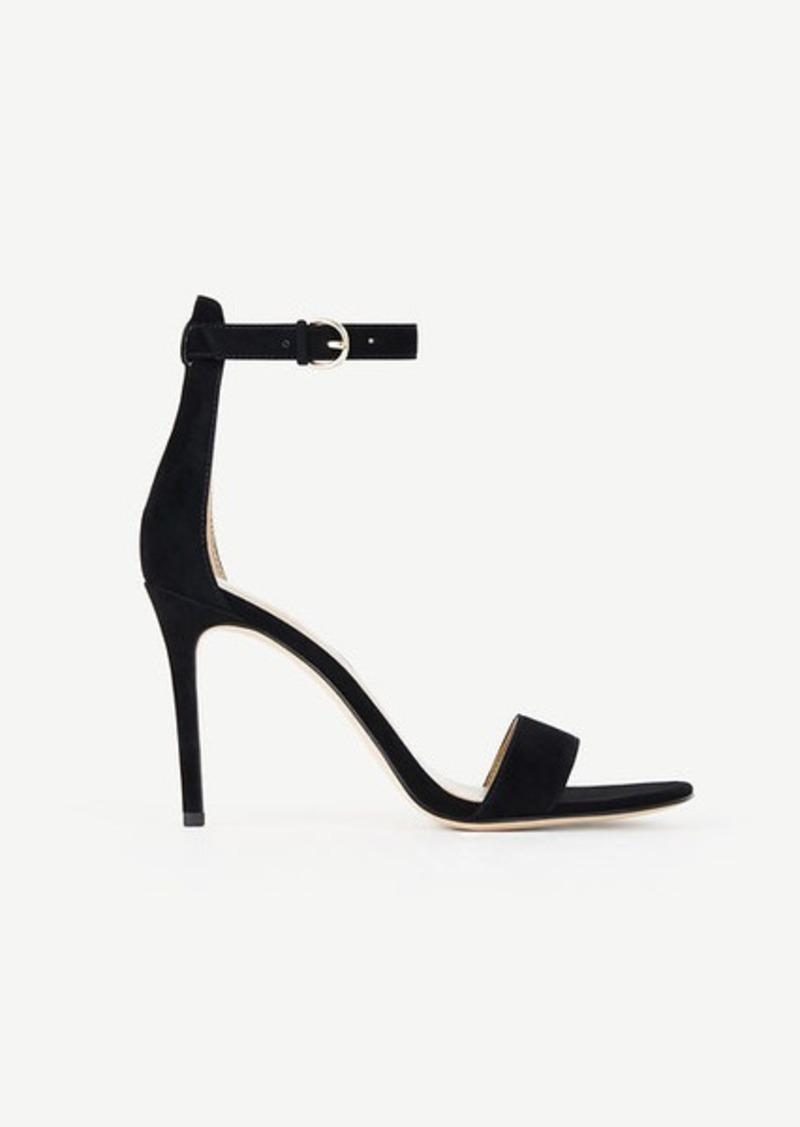 Ann Taylor Elly Suede Sandals