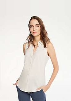 Ann Taylor Essential Sleeveless Shirt