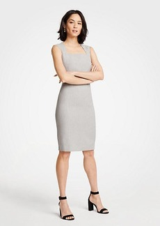 Ann Taylor Farrow Stripe Sheath Dress