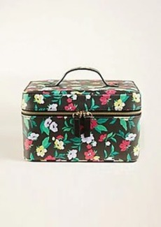 Ann Taylor Floral Jewelry Case