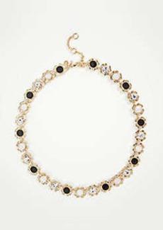 Ann Taylor Flower Necklace
