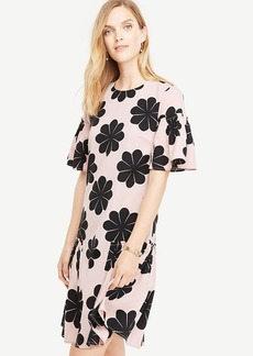 Flower Power Shift Dress