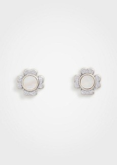 Ann Taylor Flower Stud Earrings