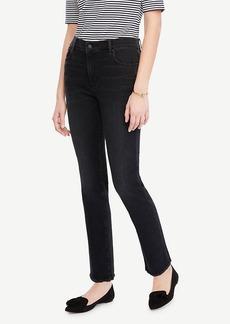 Frayed Crop Jeans