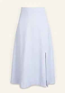 Ann Taylor Front Slit Skirt