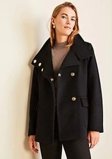 Ann Taylor Funnel Neck Coat