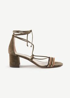 Genevieve Block Heel Sandals