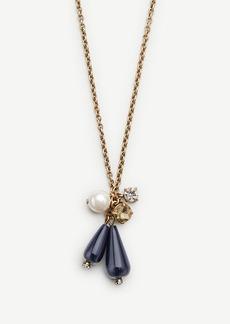Ann Taylor Geometric Station Necklace