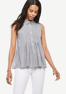 Gingham Bib Swing Top