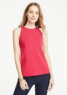 Ann Taylor Halter Sweater Shell
