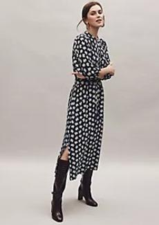 Ann Taylor Horse Belted Dress