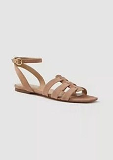 Ann Taylor Isa Suede Gladiator Sandals