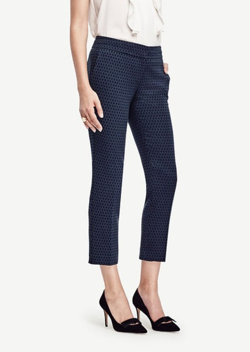 Ann Taylor Kate Diamond Everyday Ankle Pants