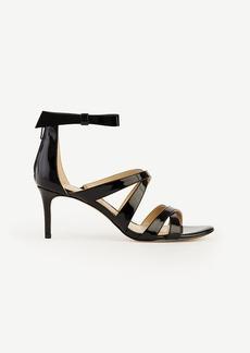 Kelli Patent Bow Sandals