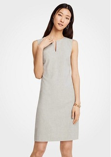 Ann Taylor Keyhole Shift Dress