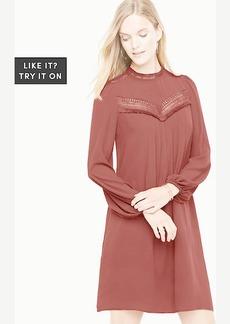 Lacy Fringe Dress