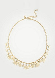 Ann Taylor Leaf Necklace