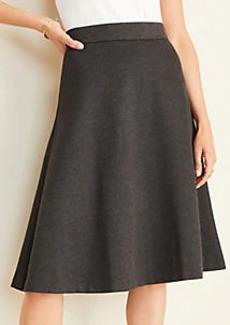 Ann Taylor Melange Full Skirt