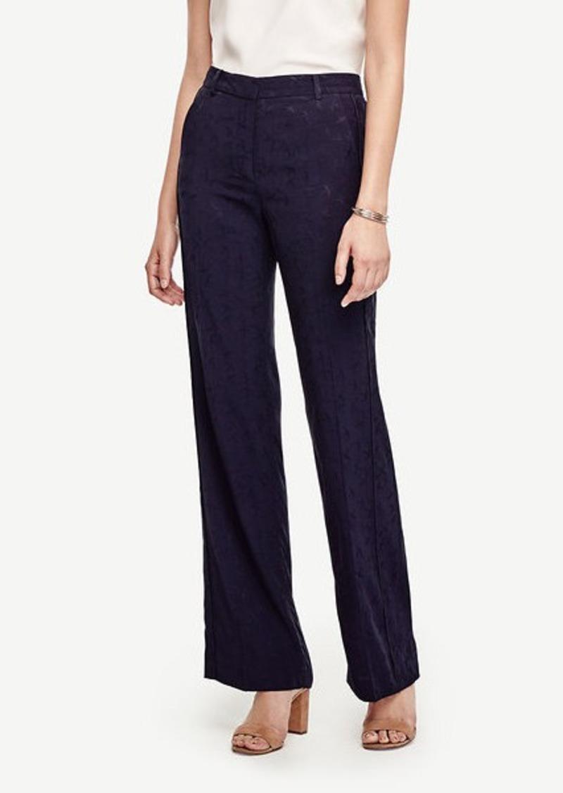 Ann Taylor Mockingbird Drapey Pants