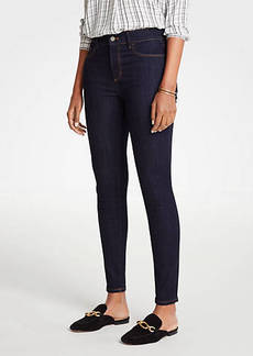 Ann Taylor Modern High Rise All Day Skinny Jeans