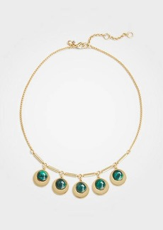Ann Taylor Modern Metallic Necklace