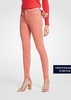 Modern Raw Hem All Day Skinny Jeans