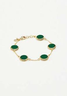 Ann Taylor Circle Disc Bracelet