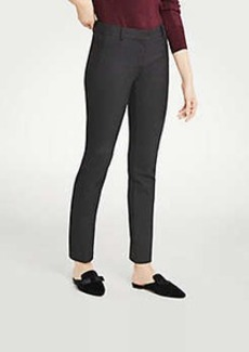 Ann Taylor The Petite Ankle Pant In Houndstooth - Curvy Fit