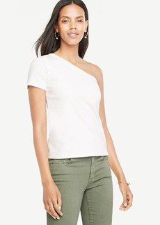 One Shoulder Tee