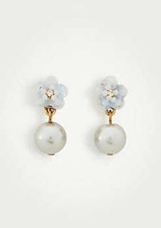 Ann Taylor Opalescent Drop Earrings