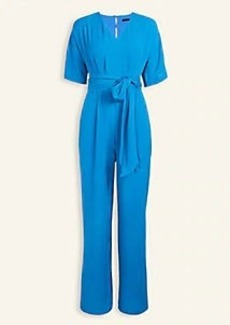 Ann Taylor Open Back Jumpsuit