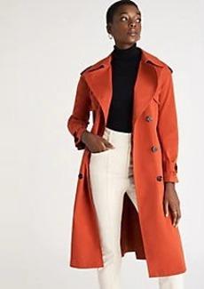 Ann Taylor Modern Trench Coat