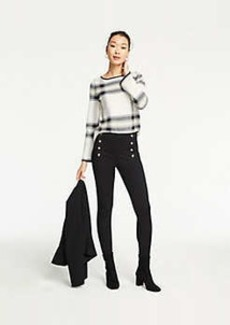 Ann Taylor The Petite Sailor Chelsea Skinny Pants