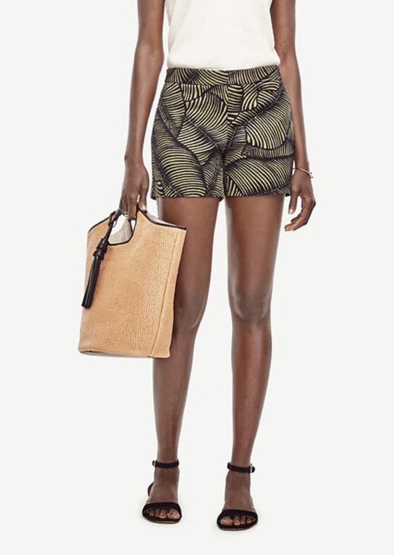 Ann Taylor Palm City Shorts