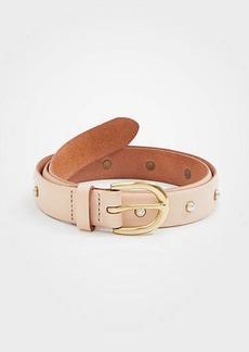 Ann Taylor Pearlized Studded Belt
