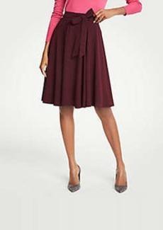 Ann Taylor Petite Chiffon Full Skirt