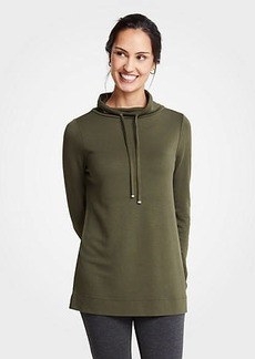 Ann Taylor Cowl Neck Sweatshirt