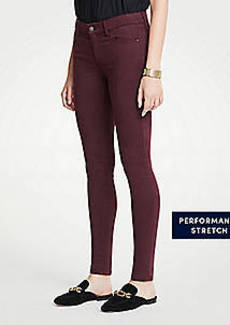 Ann Taylor Petite Curvy Skinny Jeans in Sateen