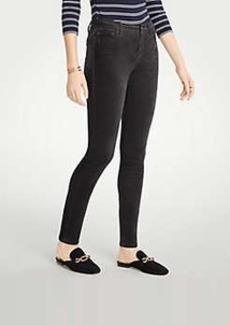Ann Taylor Petite Curvy Skinny Velvet Jeans