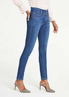 Ann Taylor Petite High Rise Performance Stretch Skinny Jeans