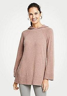 Ann Taylor Petite Hoodie Sweater